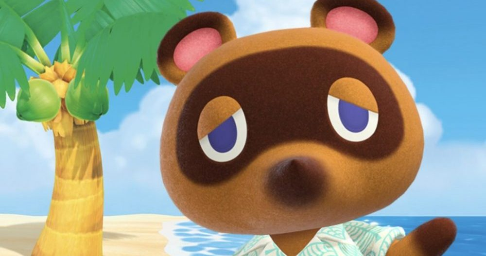 Tom Nook, the lonely, misguided businessman