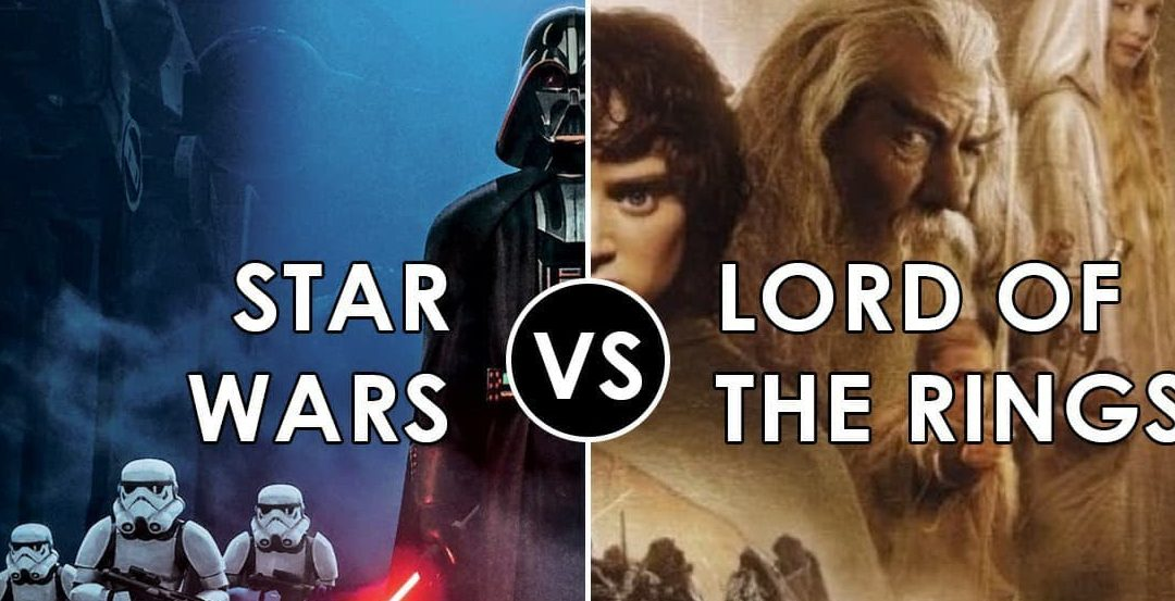 Star Wars vs. Lord of the Rings