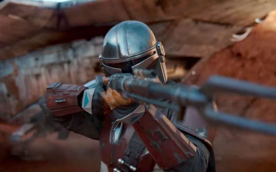 The Mandalorian is back and THIS IS THE WAY