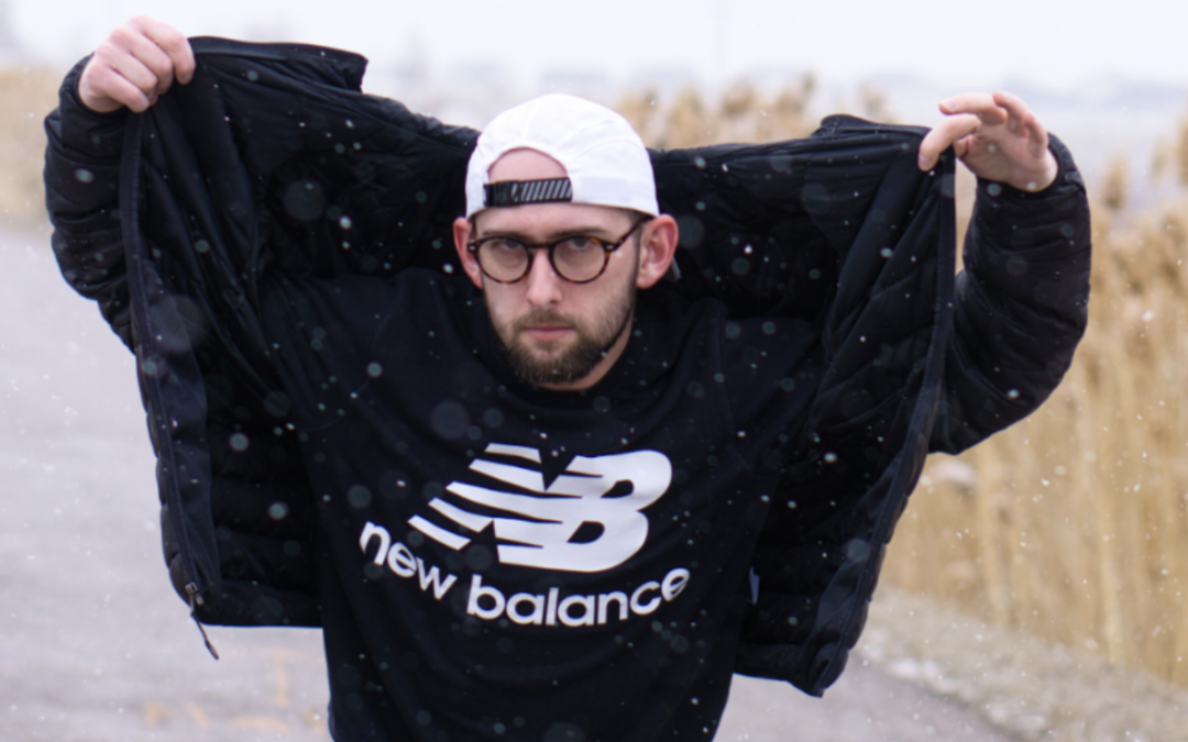 Undeniable proof that New Balance sneakers are cool