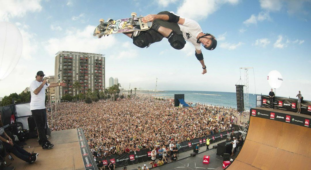 It's about time skateboarding is an Olympic sport